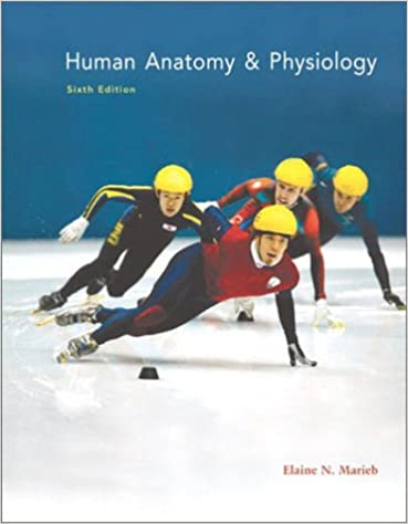 Human Anatomy Physiology Sixth Edition 9780805354621 Medicine