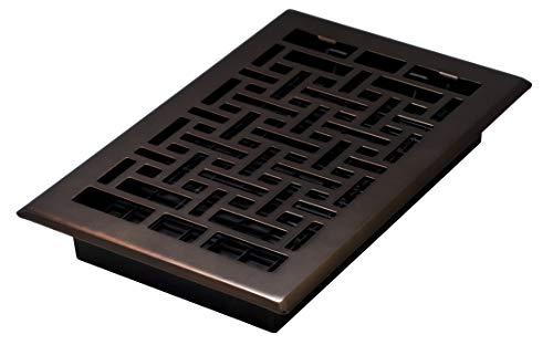 10x6 register plastic - 1