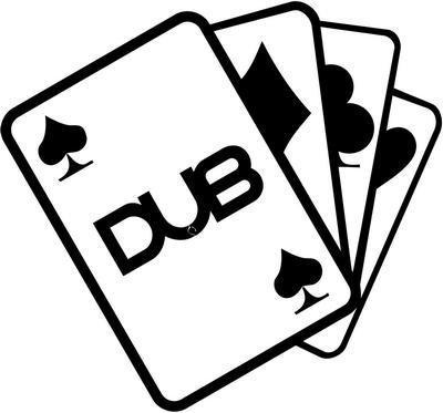 【第1位獲得!】 Euro Ace of Dubカードビニールデカールステッカー of 06 Euro 06 inch wide EUROAces of Dub Card1256-06WHT 06 inch wide グロスホワイト B00WOYM1U2, 苫田郡:ce714b06 --- a0267596.xsph.ru
