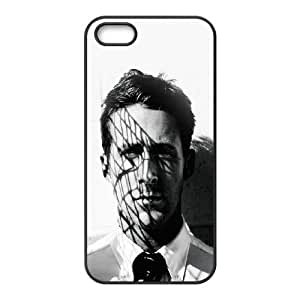 iPhone 4 4s Cell Phone Case Black ha81 ryan gosling actor face JNR2109848