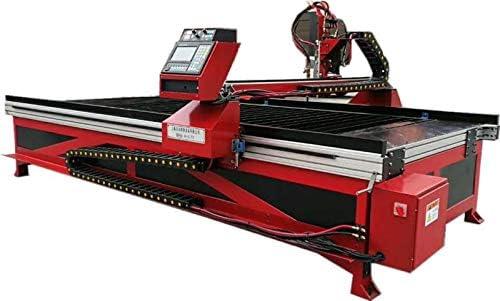 Mesa de corte de plasma con gas oxicorte y llama CNC (1500x2500mm ...