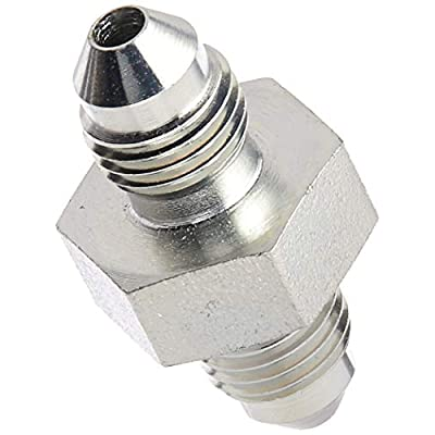 RAM Clutches 78335 Adapter Fitting, -3AN Male to -3AN Male: Automotive