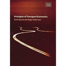 Principles Of Transport Economics