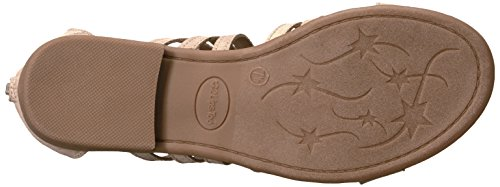 Sammi 2 Too Dress Sandal Lips Too Women Natural wTTIx6