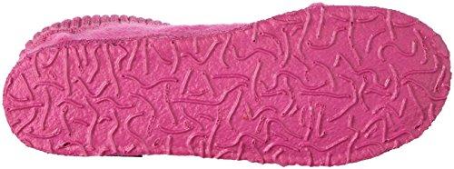 Nanga Boots Unisex Pink Tal Slipper Himbeerrot Kids' High q4qnRO