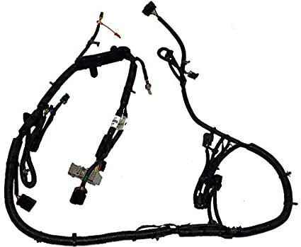 image unavailable  image not available for  color: 2008-2011 cadillac dts headlight  wire harness 20813704 25964807