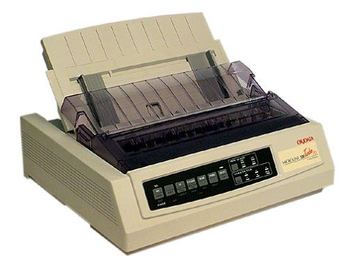 Oki MICROLINE 320 Turbo-D Dot Matrix Printer (62412901) by OKI