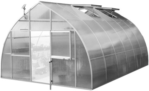 Exaco RIGA XL 283 Square Foot Greenhouse