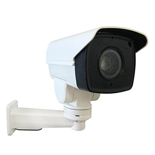 New 2MP 4x optical Zoom Mini PTZ Outdoor IP Camera POE IR IP66 HD 1080P TF Card Slot Contains Bracket