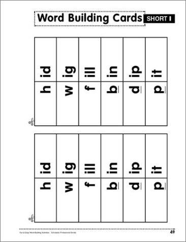 Counting Number worksheets kindergarten cut and paste worksheets free : Amazon.com: Fun & Easy Word Building Activities: Super Word Sorts ...