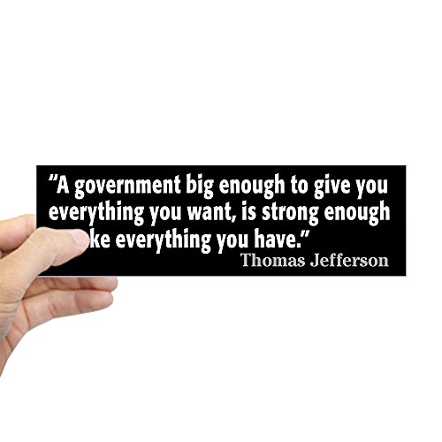 CafePress Thomas Jefferson Quote 10