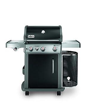 Weber 46813349 - Spirit Premium E-330 GBS Black - 3 brûleurs