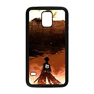 Attack on Titan Cell Phone Case for Samsung Galaxy S5
