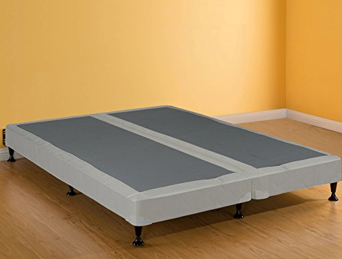Greaton 99v-5/0-3LPS Assembled Long Lasting 4 Split Box Spring for Mattress Size 79, Queen, inch ()