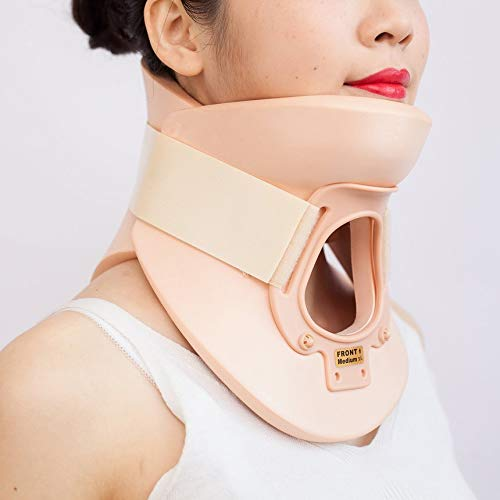 Hard Foam Cervical Support Brace/Post Surgery Neck Immobilizer/Neck Head Posture Corrector for Pain Relief Medical Therapy