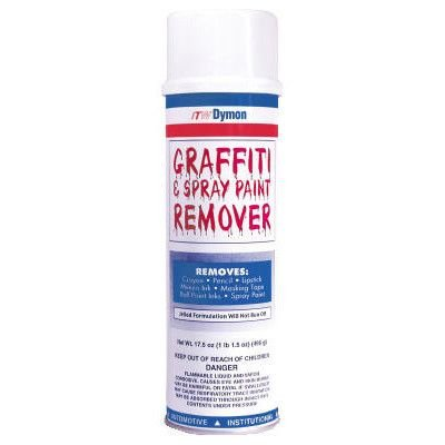 Dymon Graffiti / Paint Remover Jelled Formula Aerosol