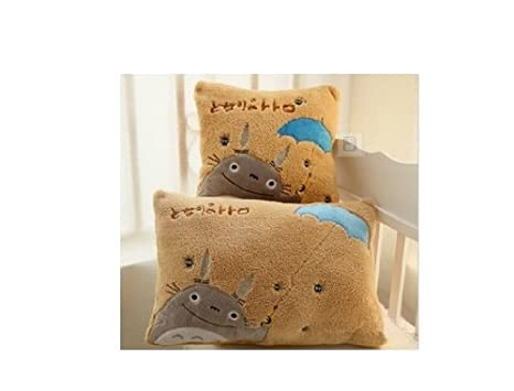 Amazon.com: Totoro cojín de peluche almohada: Kitchen & Dining