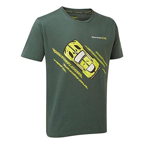 - Aston Martin Racing Car Tee Shirt