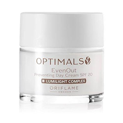 Oriflame OPTIMALS Even Out Day Cream SPF 20 50ml