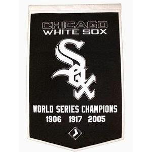 MLB Chicago White Sox Dynasty Banner