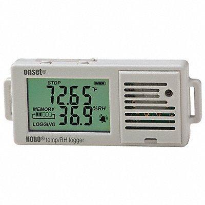 HOBO Data Logger Temperature and Humidity USB