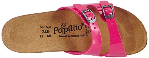 Pink femme Anne Vernis Rose Papillo Sandales EqzwX66
