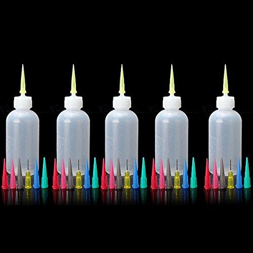 5pcs-95x35cm-plastic-jam-painting-squeeze-bottles-with-nozzles