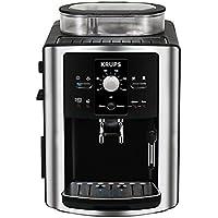 KRUPS EA801040 Espresseria Bean to Cup Coffee Machine Stainless Steel