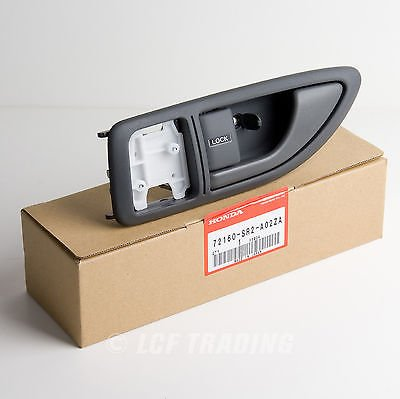 Honda Genuine OEM Driver Side Interior Door Handle 72160-SR2-A02ZA