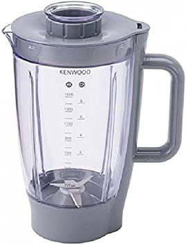 at282 – Licuadora/licuadora acrílico completo para robot de cocina Kenwood KM280 Prospero: Amazon.es: Hogar