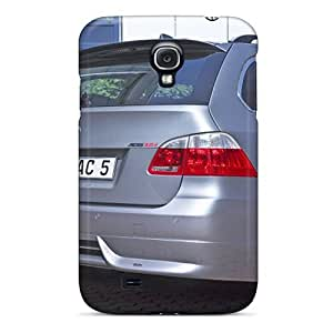 Hard Plastic Galaxy S4 Case Back Cover,hot Silver Ac Schnitzer Bmw Acs5 Touring Rear Section Case At Perfect Diy