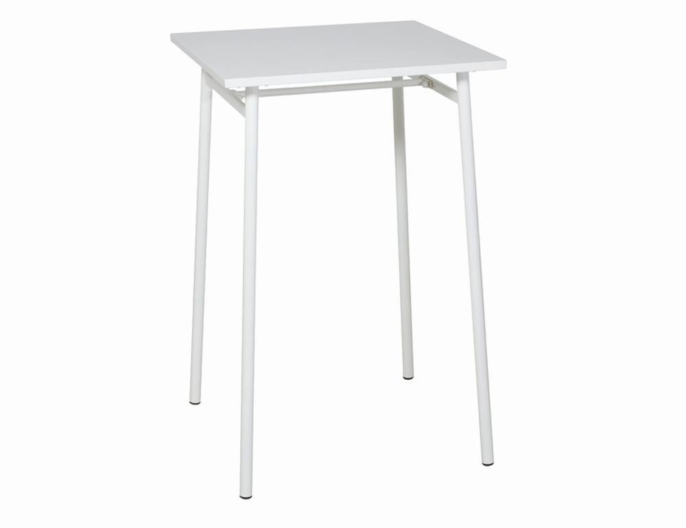 Siena Garden 119939 Tisch Felipe, 70x70cm Stahl-Gestell weiß ...