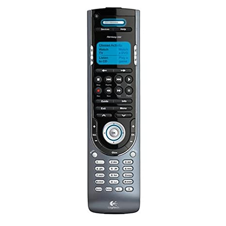 Logitech R-IP10 Harmony 550 Remote Control Driver