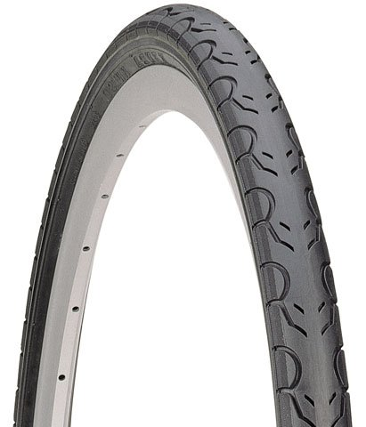 Slick Tires Bicycle (Kenda Kwest Slick K1093 26