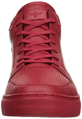 Creative Recreation Mens Adonis Mid Fashion Sneaker Rosso / Rosso