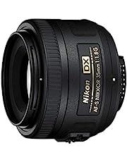 Nikon 2183 Black AF-S DX Nikkor 35mm f/1.8G Lens