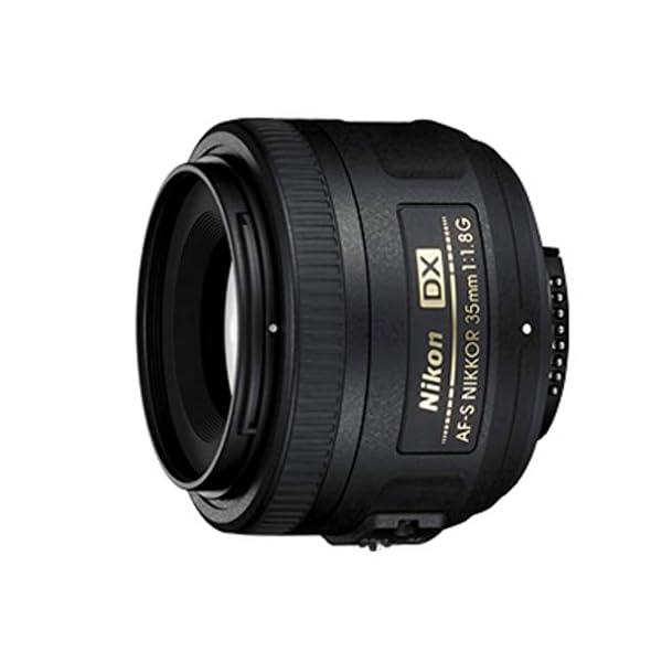 RetinaPix Nikon AF-S DX Nikkor 35 mm f/1.8G Prime Lens for Nikon Digital SLR Camera (Black)