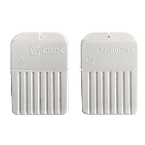 Widex Nanocare Wax Guards - 10 packs (80 units) by Widex Nanocare
