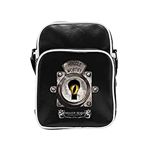 ABYSTYLE FANTASTIC BEASTS - Vinyl Messenger Bag