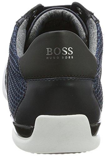 Baas Athleisure Herren Space_lowp_air Sneaker Blau (donkerblauw)