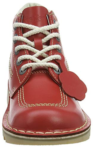 Kickers Stivale Kf0000120 rc0 42 Donna Red Da rtrPq4dw