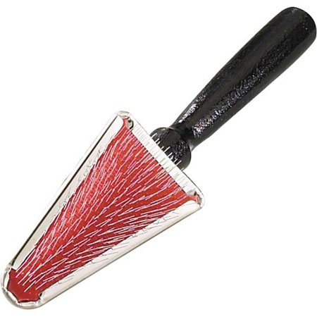 #1 All Systems Dog Grooming Slicker Brush-Triangular, My Pet Supplies