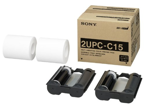 Sony Snaplab Print Media Pack for UP-CR10L 2XPAPER Rolls ...
