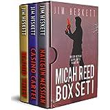 Micah Reed Witness Protection Thrillers Box Set 1: Nailgun Messiah, Casino Cartel, Blood Thief