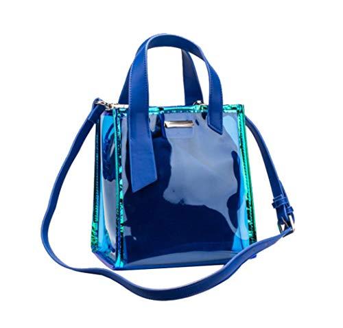 Clutch Da Donna Borse Da Donna Borse A Mano Borse A Tracolla Semplice Elegante Moda Tasca Multifunzionale Con Tracolla Tracolla Confezione Madre E Bambino Blue