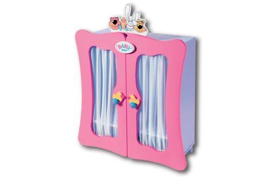 zapf 800508 baby born kleiderschrank amazonde spielzeug