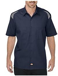 Dickies Occupational Workwear LS605 Performance Short Sleeve Team Shirt