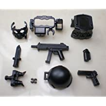 Custom SWAT / Navy Seal / Army Weapon / Gun Lot (for minifigs)