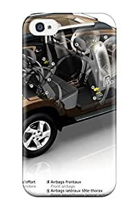 Iphone Case - Tpu Case Protective For Iphone 4/4s- Renault Duster 16
