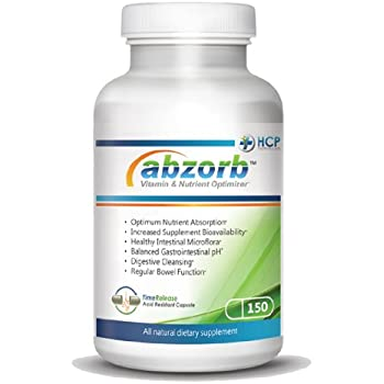 Amazon.com: abzorb Vitamina & optimizador de nutrientes ...